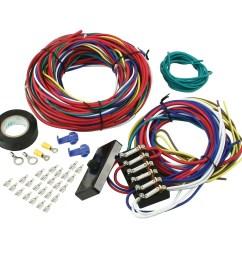empi universal wire harness w fuse box [ 1368 x 1197 Pixel ]