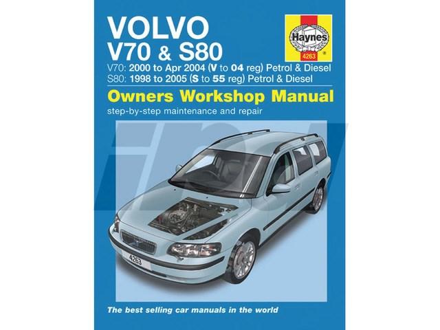 2005 Volvo Xc90 Wiring Diagram Volvo Haynes Shop Manual Uk Edition 111183 9l4263