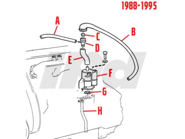Volvo Oil Separator Box Aftermarket 110137