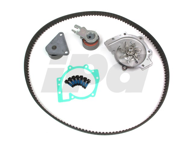 Volvo Timing Belt & Water Pump Kit 120613