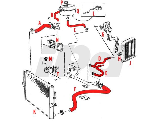 2002 nissan frontier engine diagram kohler shower valve parts volvo expansion tank drain hose - p80 s70 v70 c70 1999+ 112498 9445378 eco9445378 11753078738