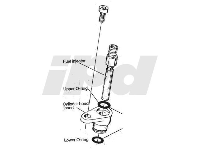 Volvo Radiator Coolant Drain Hose, Volvo, Free Engine