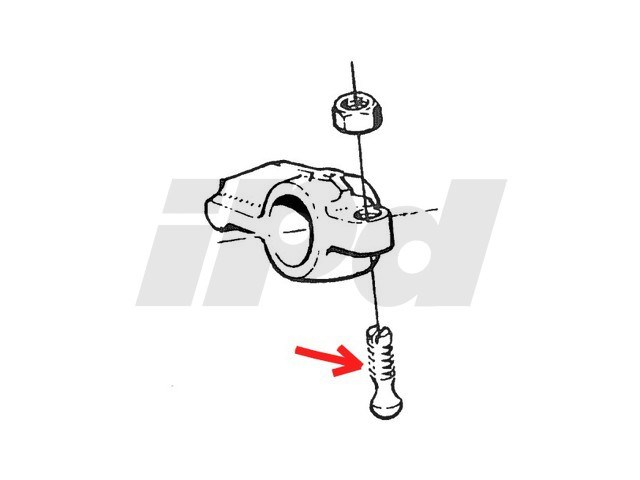 Valve Adjuster (Ball Socket) for B18, B20 & B30 Engines