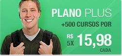 Plano Plus - Apenas 5 X R$ 15,98