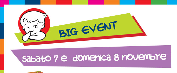 Big Event 7 / 8 Novembre - IperBimbo
