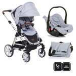 ABC Design – Duo Condor 4 2016 – Passeggino e Ovetto - IperBimbo