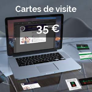 Offres Print Cartes De Visite