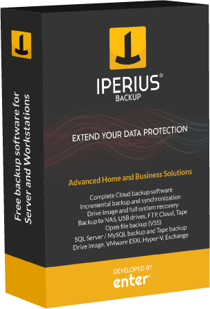 Backup software Free for Windows Server  Iperius Backup