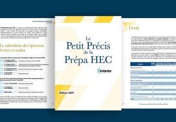 Petit précis Prépa HEC Ipesup 2021