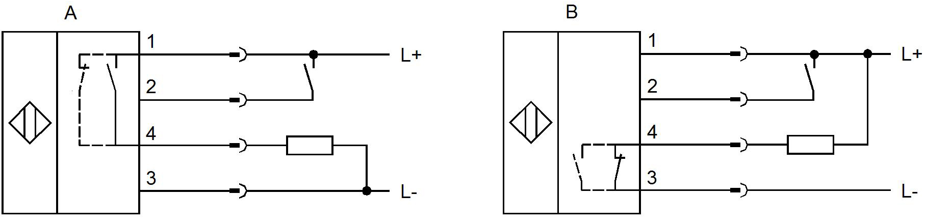 hight resolution of photoelectric sensor wiring diagram receiver emitter