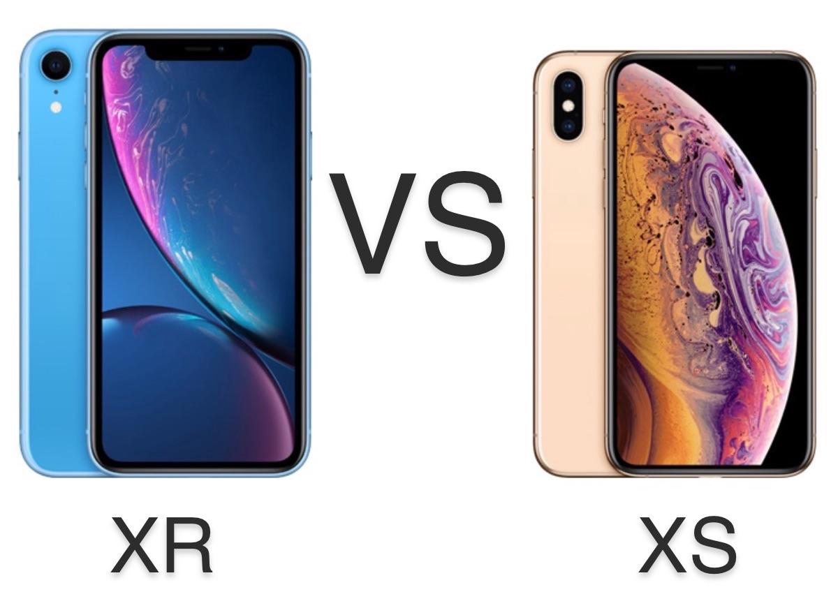Iphone Xr Ou Iphone Xs Lequel Choisir Les Différences