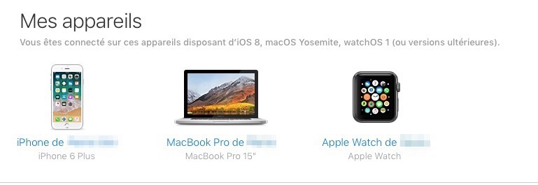 Resell your iPhone iCloud
