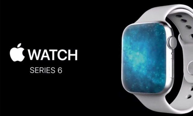 Voici ce à quoi pourrait ressembler l'Apple Watch Series 6