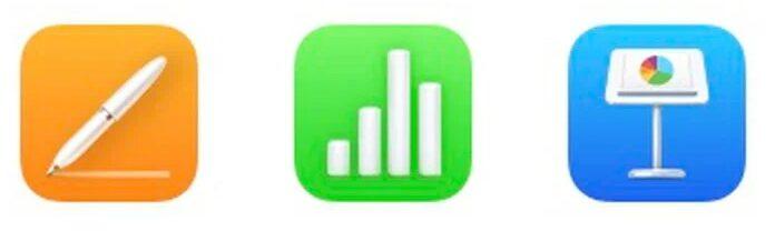macOS Monterey iWork beta 5