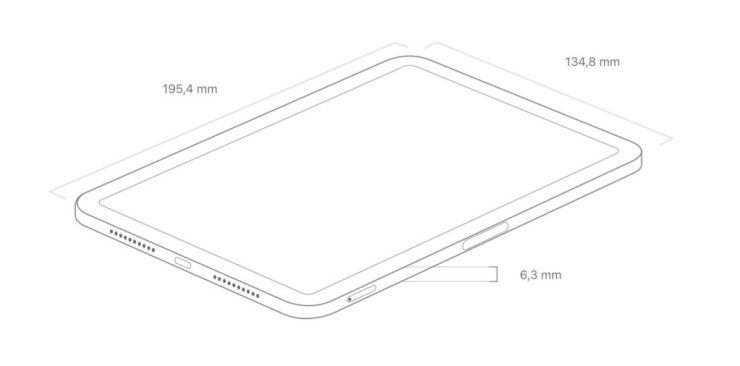 iPad mini sixth generation