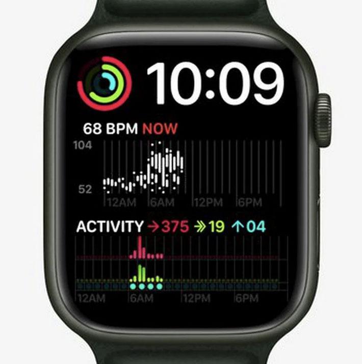 watchface Modular Max