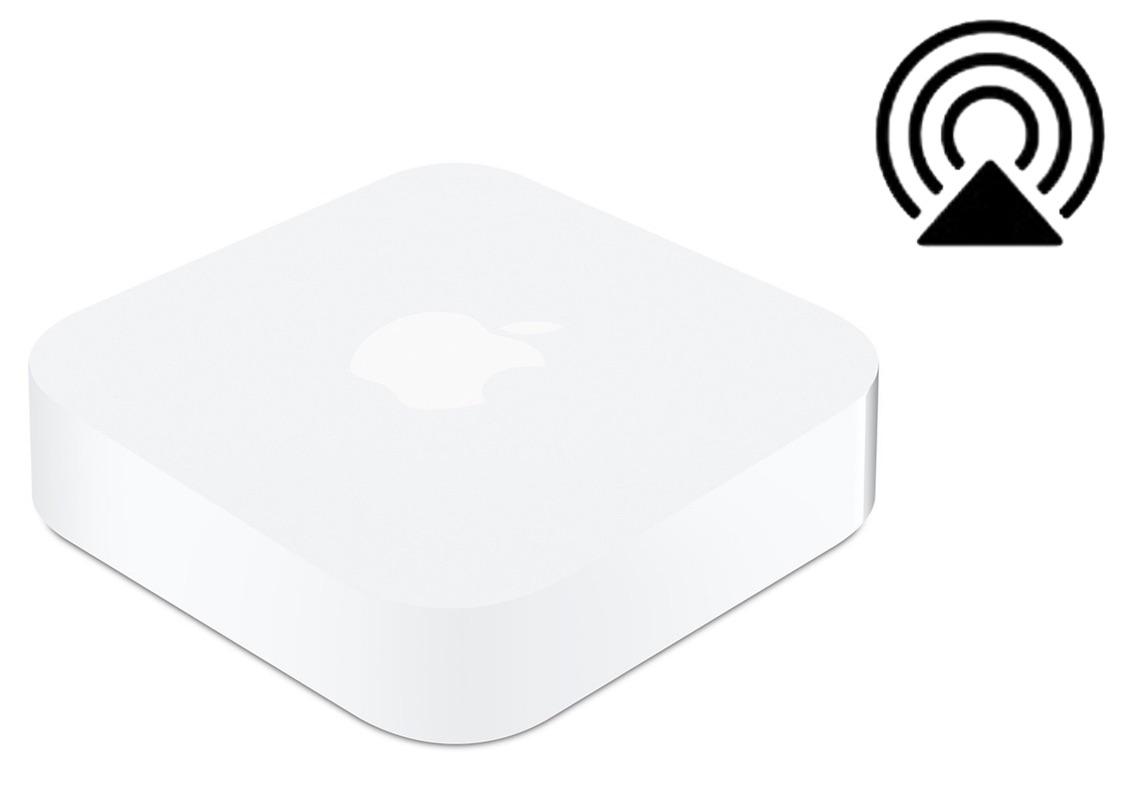 Finalement, l'AirPlay 2 disponible pour les bornes AirPort