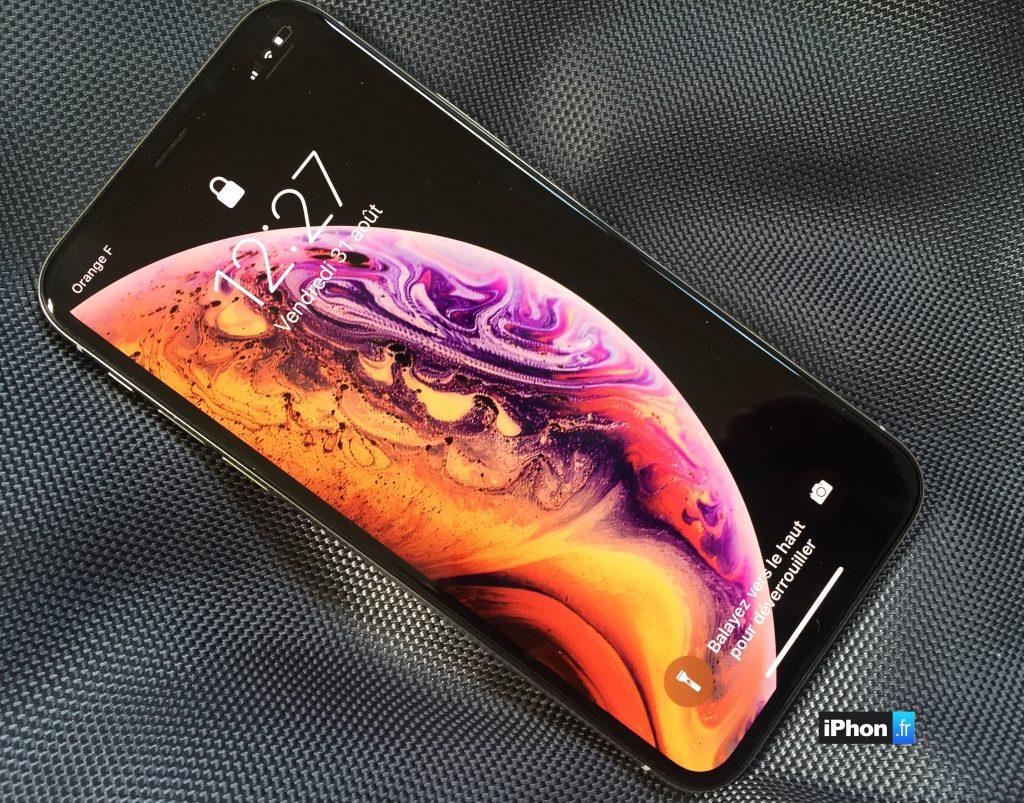 Iphone X Wallpaper Notch L Iphone X 224 233 Cran 6 5 Pouces Nomm 233 Quot Iphone Xs Max Quot