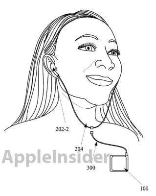 Apple brevetta dei nuovi auricolari wireless