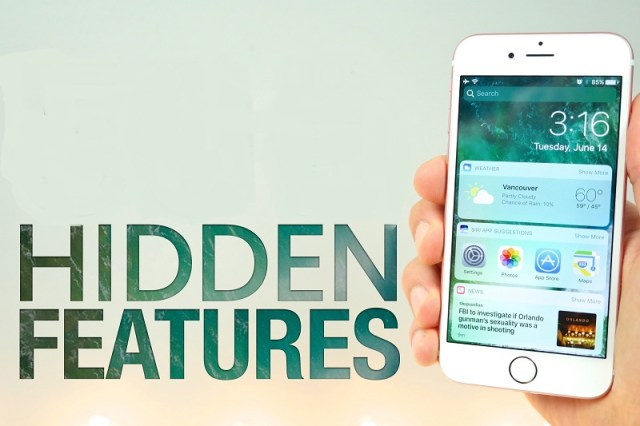 iphone tips tricks hidden features