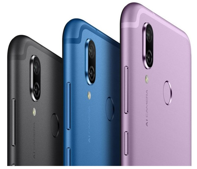 Honor Play Colors
