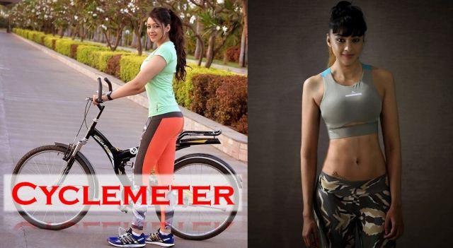 CycleMeter iOS Fitness App