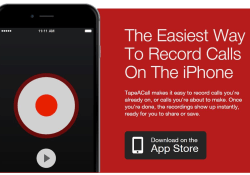 iOS Call Recording App