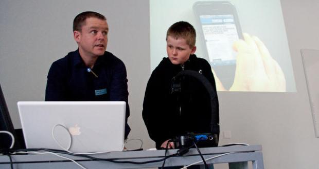 iPhone Projektschule: Zwischenbilanz