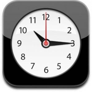 Heute Zeitumstellung: das iPhone streikt