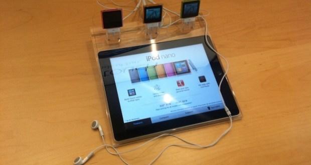 Änderungen im Apple Store