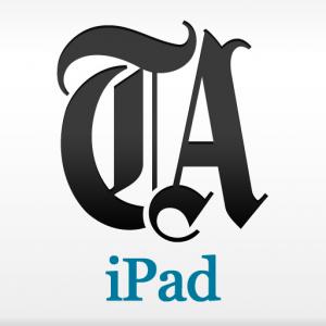 2x täglich aktualisiert, die iPad-App des Tages-Anzeiger