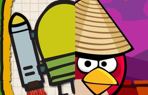 Angry Birds Seasons aktualisiert & Doodle Jump iPad tauglich