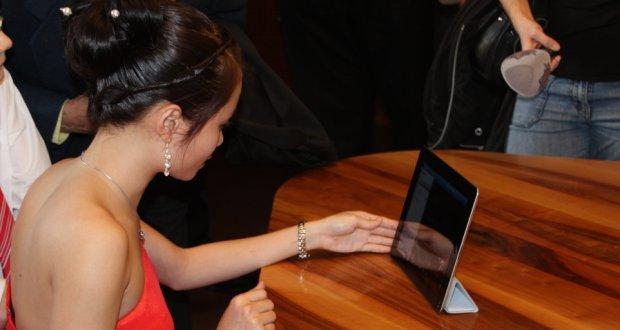 iPad + Skype = Hochzeit