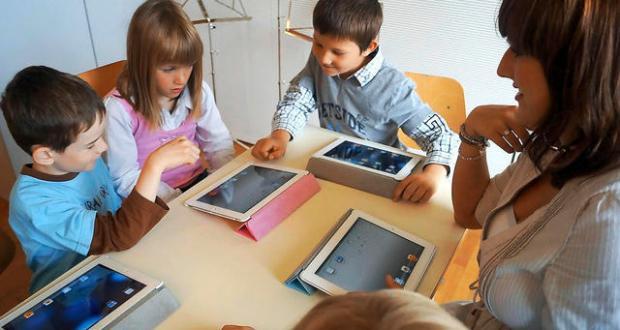Das iPad an der Schule
