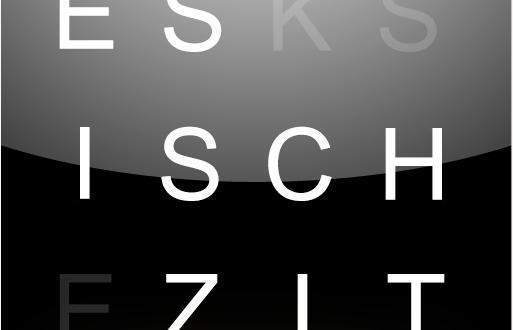 """""""ÄÄS ISCH ZÄH VOR ZWÄI"""" zeigt das iPad / iPhone im QLOCKTWO-Style an"""