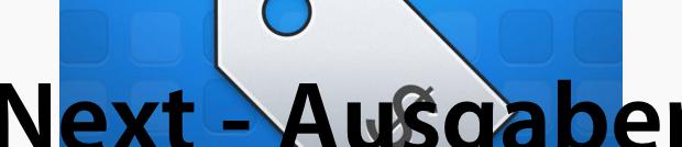 """""""Next"""" ist im AppStore als Neu und beachtenswert gelistet"""