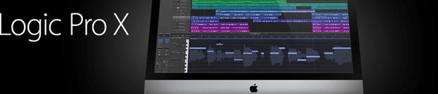 Apple veröffentlicht Logic Pro X für Mac mit passender iPad App