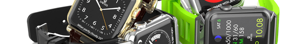 Schweizer Armband für Apple Watch in der Pipeline