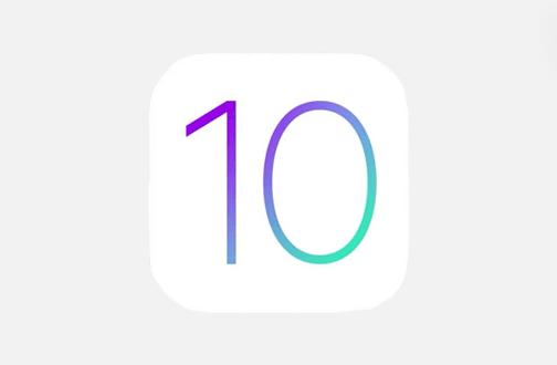 iOS 10 Konzept: Schnellzugriff, Schwarz/Weiss, Benachrichtigungen, Sperrbildschirm