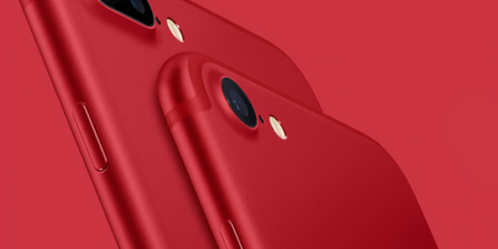 Apple stellt iPhone 7 & iPhone 7 Plus (PRODUCT)RED Special Edition