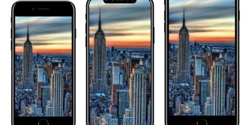 Neue Gerüchte: Ming-Chi Kuo und Mark Gurman über das iPhone 8