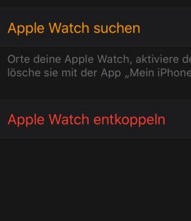 Apple Watch / iPhone verkaufen: das musst du beachten