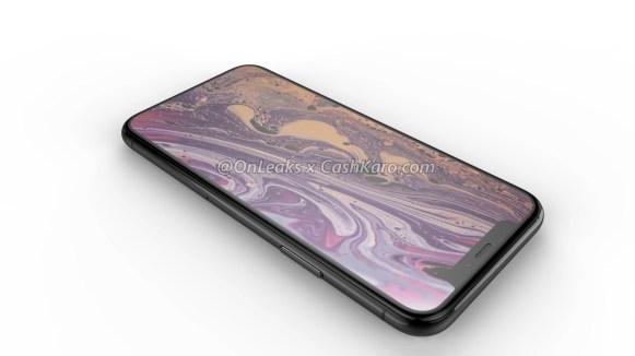 iPhone XS 2 Rendering