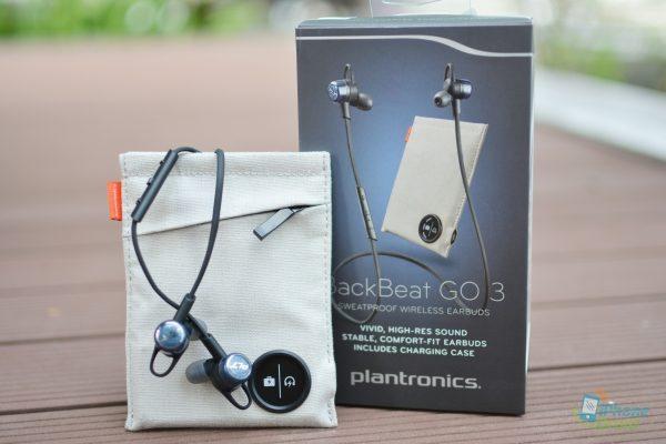รีวิวหูฟังสเตอริโอบลูทูธ BackBeat GO 3 คุณภาพเสียงดี ตอบ ...