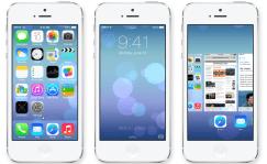 iOS 7: Wechsel zwischen Apps