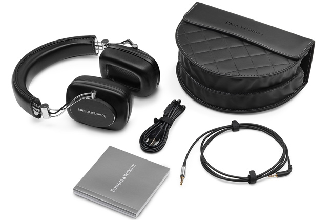 Lieferumfang P7 wireless Kopfhörer