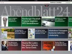 Abendbatt Hamburg App