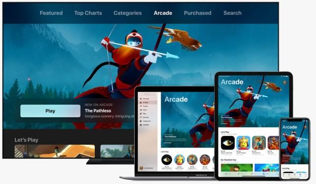 Apple Arcade Spiele