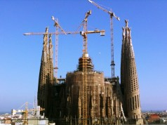 Segrada Familia Barcelona Smart City