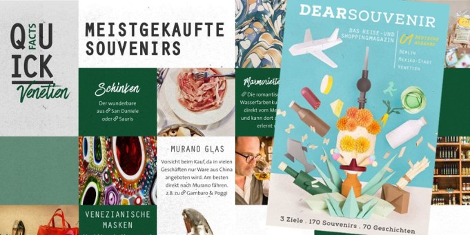 Dear Souvenir Magazin